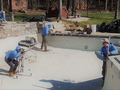 virginia swimming pool renovation , Residential Swimming Pool Services Maintenance Virginia Maryland DC