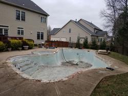 MS Home Pool Renovation