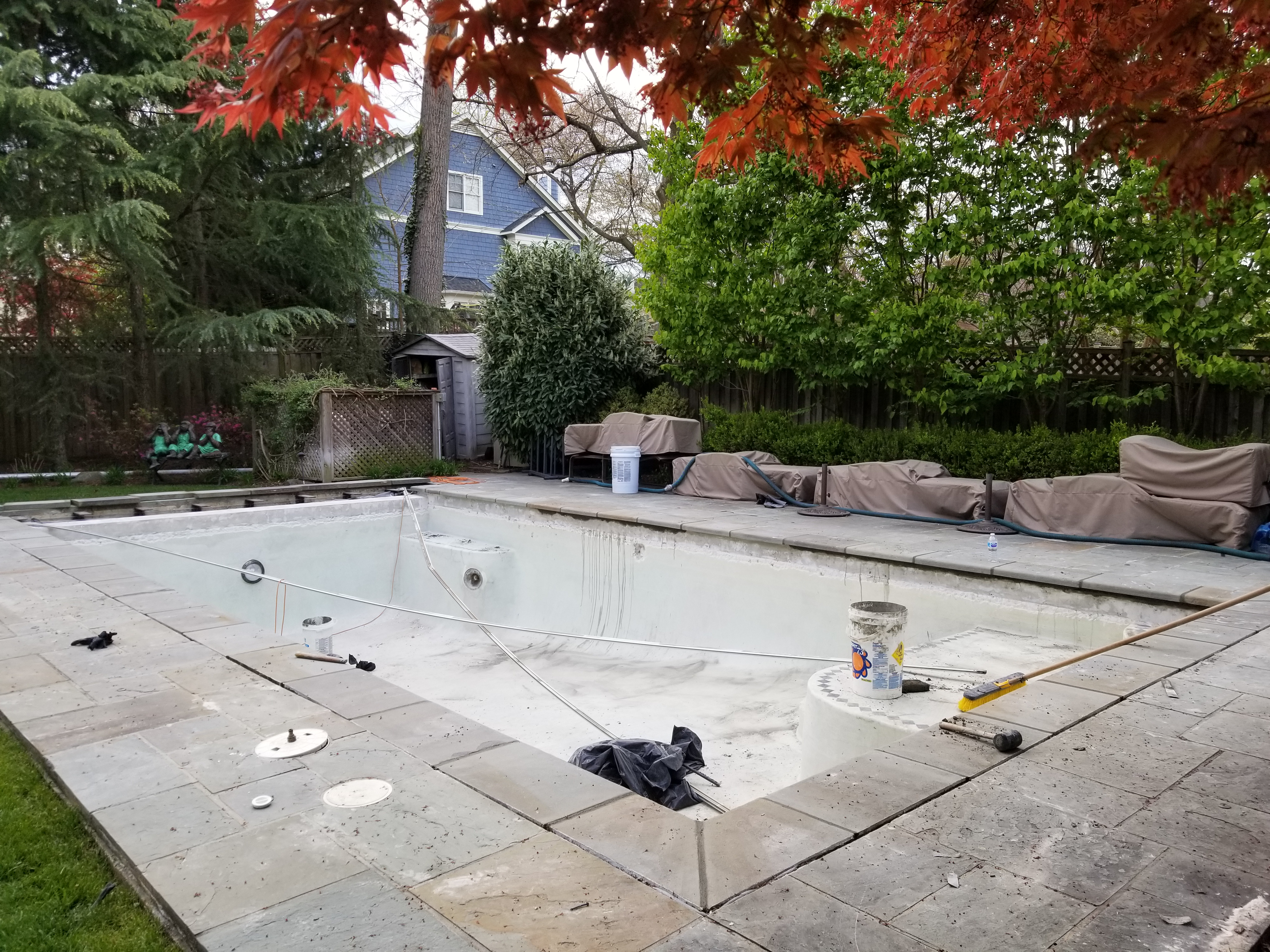 Pool Renovation VA MD DC