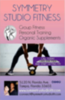 private studio training in Tampa, small group classes in private studio, fit body training classes morig group fitness classes in tampa