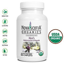 Mens Multivitamin & minerals