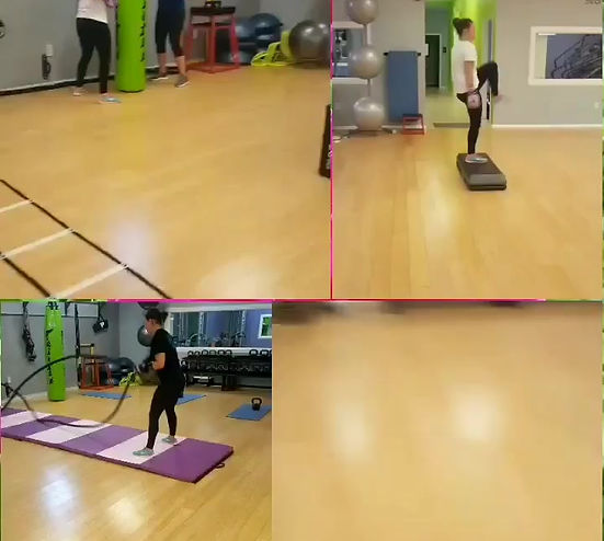 personal trainer and group fitness classes tampa florida