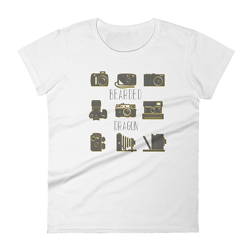 Age of Photography Ladies Classic Fit T-shirt