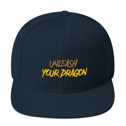 Unleash Your Dragon Snapback
