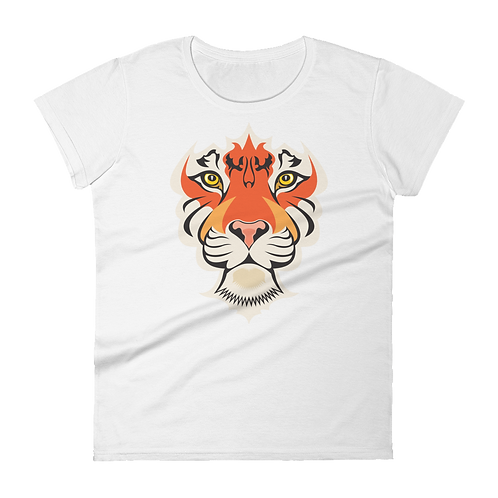 Hey Tiger Ladies Classic Fit T-shirt