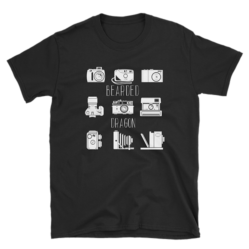 Age of Photography Unisex T-Shirt