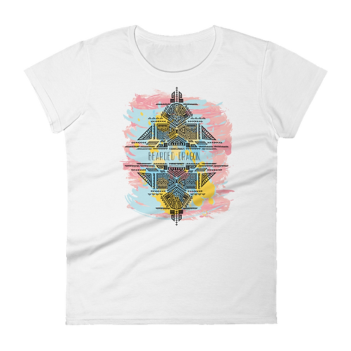 Tribal Ladies Classic Fit T-shirt