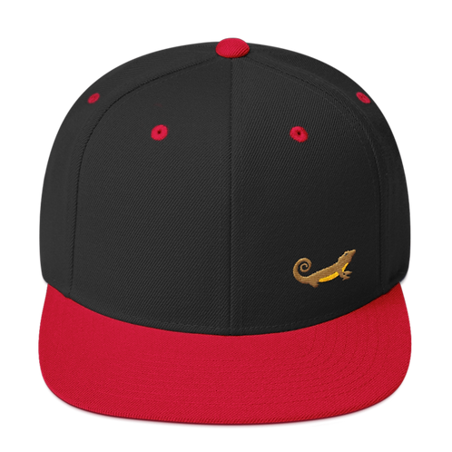 Bearded Dragon Snapback
