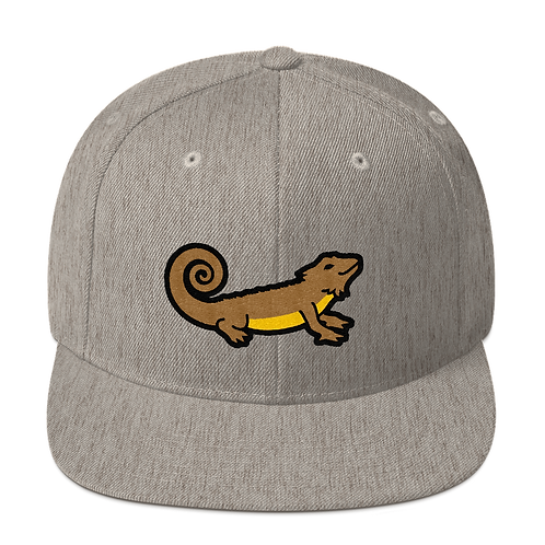 Classic Bearded Dragon Snapback