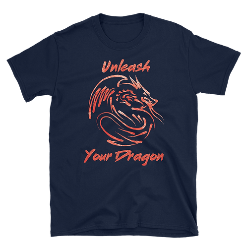 Unleash Your Dragon Unisex T-Shirt