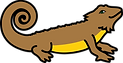 Bearded Dragon Clothing Logo