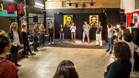 Ateliers de théâtre Cie Noctambule