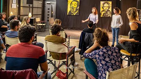 Ateliers théâtre Cie Noctambule