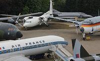 De vliegtuigcollectie van Ps Aero bestaat vooral uit militaire en enkele passagiers vliegtuigen.