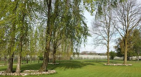 Geniet van de groene omgeving in Baarlo en zeker in en om B&B Johannes-Hoeve