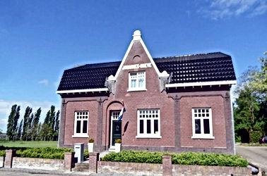 De Johannes-Hoeve gelegen in Baarlo Limburg.