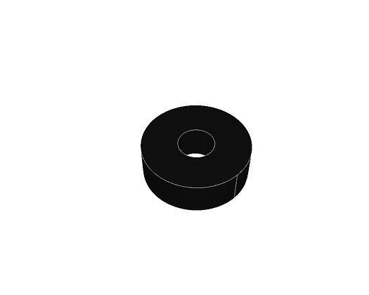 Disque souple 4x12x4 mm SPM00137 OU SPM00138