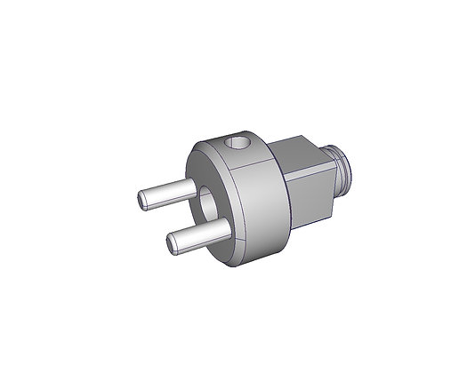 Support de poulie intermédiaire SPM00179