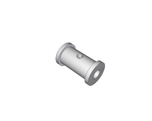 Fixation colonne resonateur SPM00193