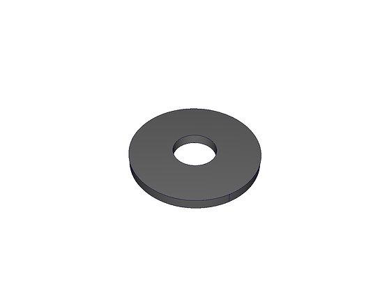 Rondelle plastique 16x5.4x1 (x2) SPM00219