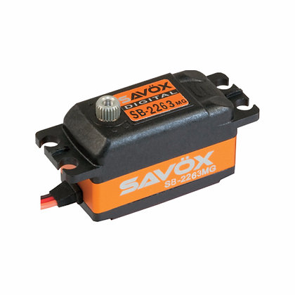 SERVO SAVOX BLS  SB2263MG