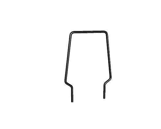 Arceau rigide pour l'électrique SPM00120