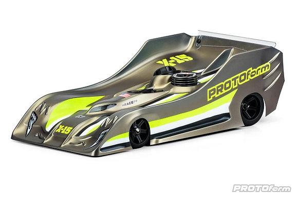 carrosserie protofrom x15