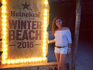 De lo prohibido al fetiche: #Streetstyle Heineken Winter Beach