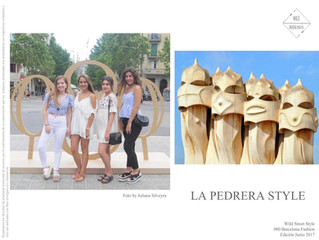 080 Barcelona Fashion Street Style