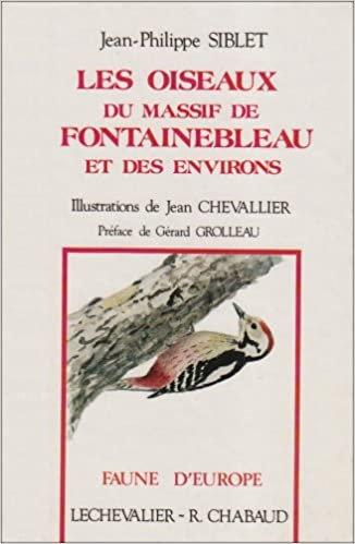 Oiseaux du massif de Fontainebleau