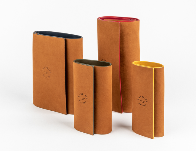 Nomad Collection for L'Atelier du Vin