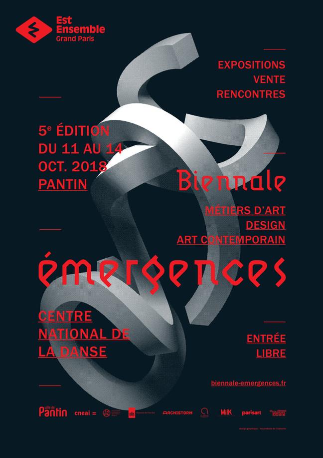 Biennale métiers d'art, design et art contemporain