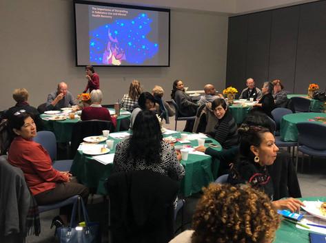 Stories Are Medicine ~ 10th Annual Gratitude Meeting - November 2018