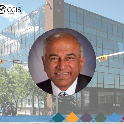 Mike Shaikh | Board Profile