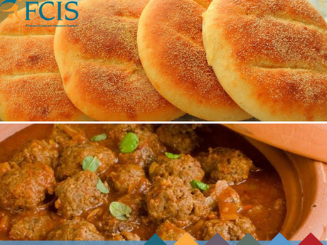 Tastes from Home | Moroccan Bread & Meatballs