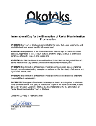 Day 5 | Elimination of Racial Discrimination