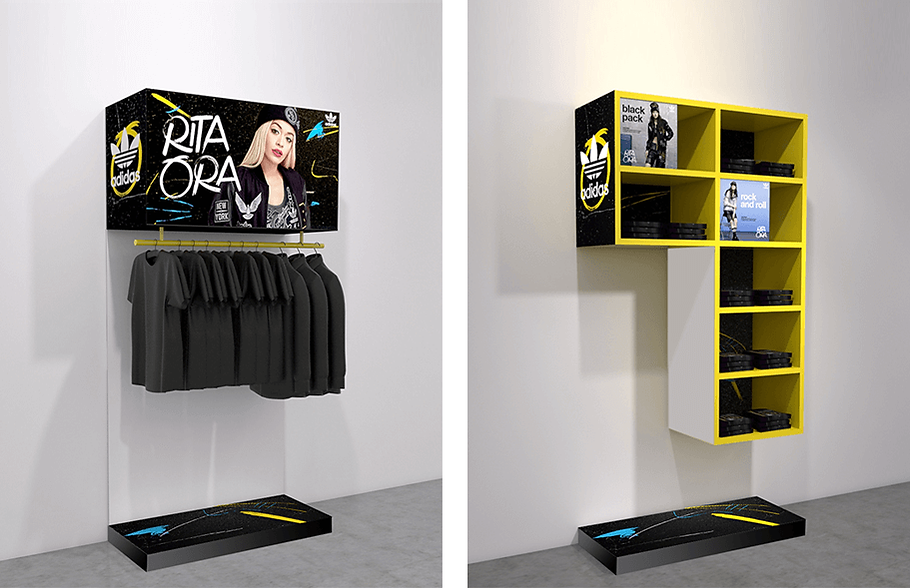 retail, POS, point of sale, instore, window display, shelf edge, shopper comms, wall graphics, instore graphics, instore marketing