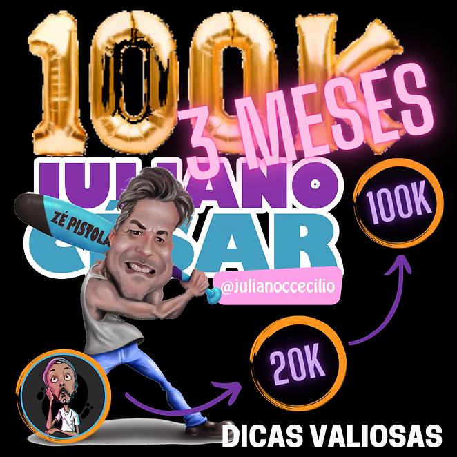 JULIANO CESAR CURSO 100K