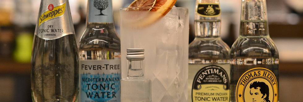 GIN TONIC PACKAGE