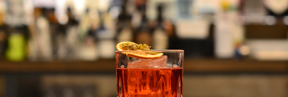 VIRGIN NEGRONI