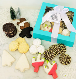 Holiday Cookie Box, $48
