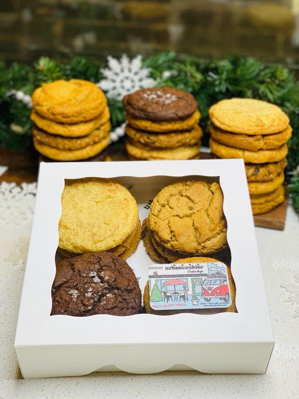 One Dozen Classic Cookies $30
