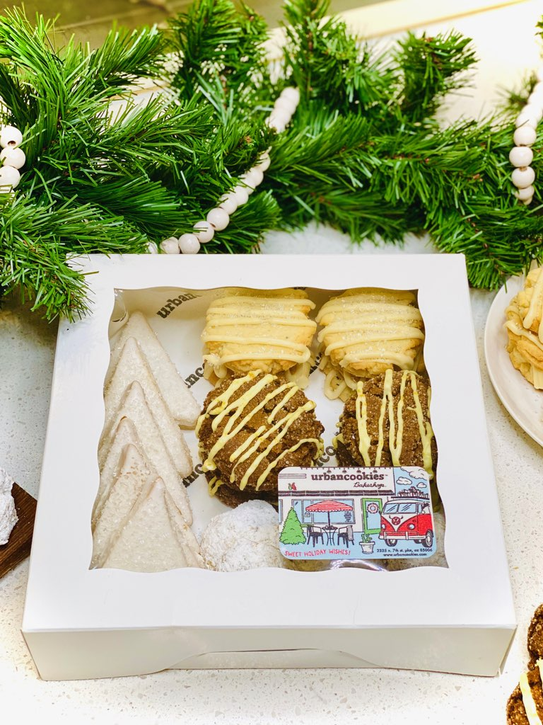 Two Dozen Holiday Cookies $45