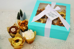 Frost Blue Cupcake 6-pack, $27