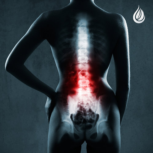 Spinal Healing Session