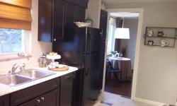 Kitchen to Breakfast area