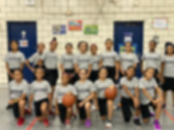 Girl's Basketball Team