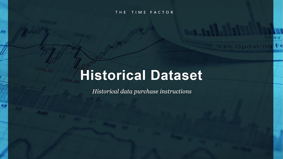 Historical Data Sets