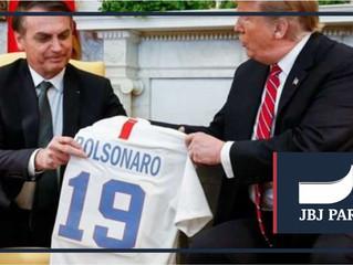 Qual é o saldo do encontro entre Bolsonaro e Trump nos EUA?