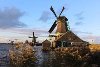 Zaanse Schans: Amsterdam além dos Coffee Shops!